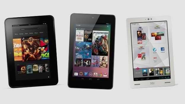 nook vs kindle