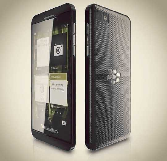 BlackBerry Z10 comes to AT&T