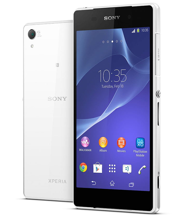 Sony Xperia Z2 Vs Samsung Galaxy Note 2 Vs HTC One M8- A Comparative Study