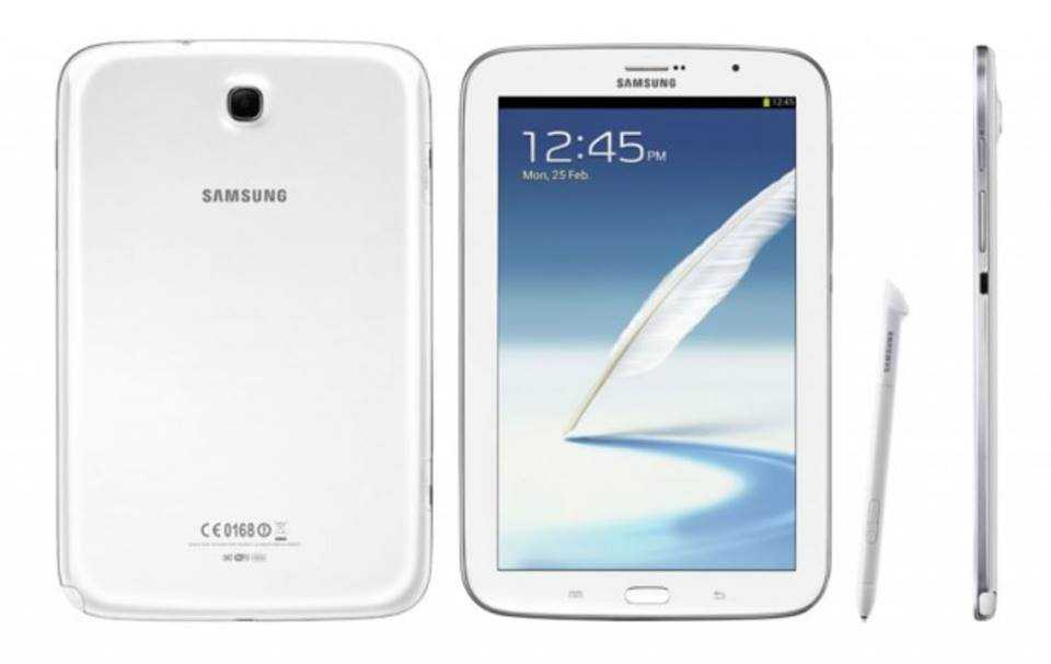 Samsung Galaxy Tab® Pro 8.4 VS Samsung Galaxy Note 8.0