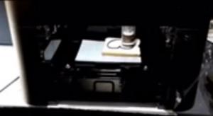 XYZ 3D printer CES 2015