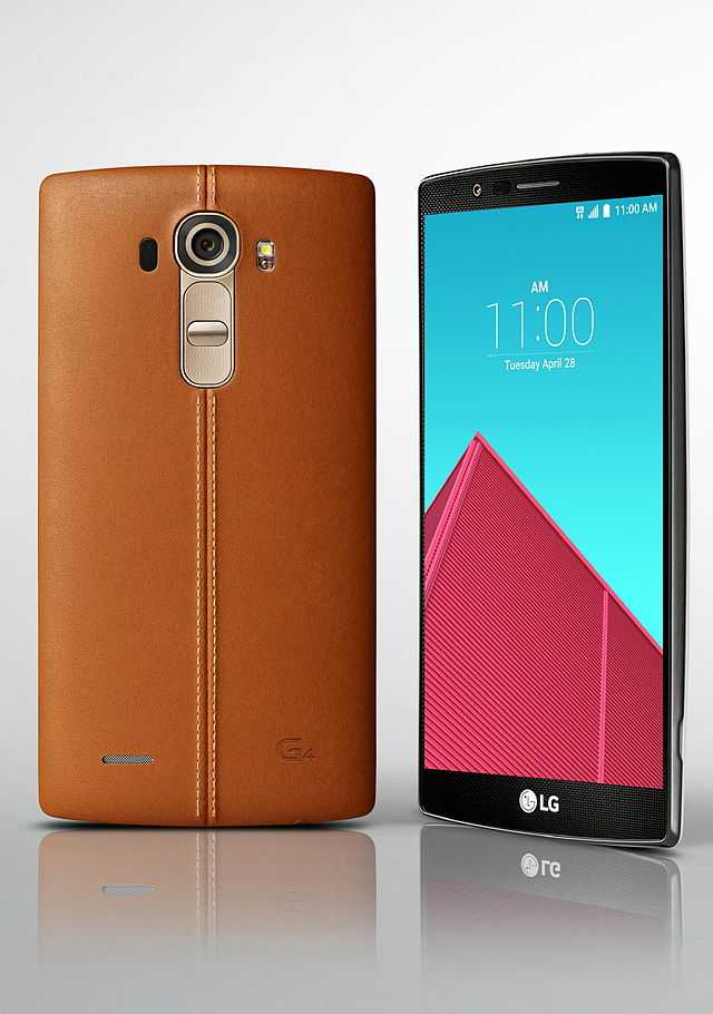 LG G4 Wows Us With 16 MP