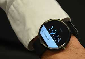 Moto 360 unveiled at Berlin IFA 2015