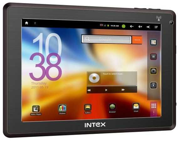 Intex iTab: Now Fabulously Suiting Your Pocket Too, Priced at Rs. 8,900!