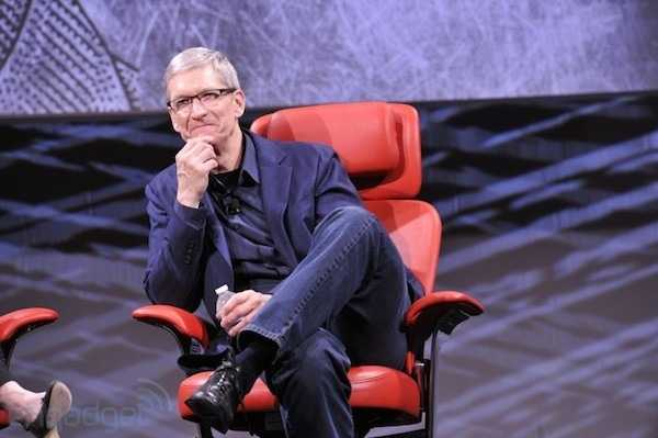 apple ceo tim cook salary cut