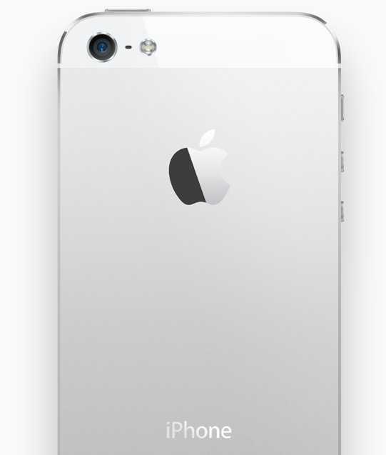 Apple's sixth-gen iPhone 5 smartphone