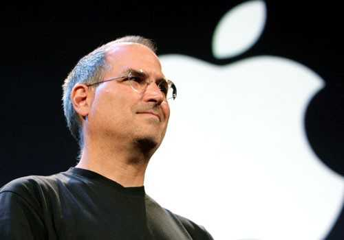 Steve Jobs, former CEO, Apple