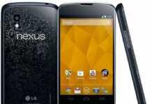 LG Nexus 4 shortage