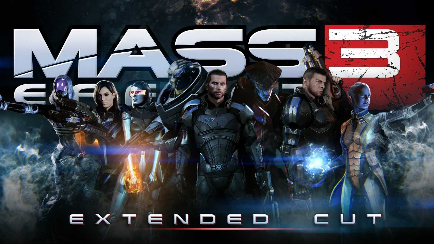 mass effect extended cut