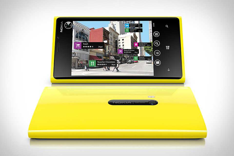 Nokia Lumia Phones
