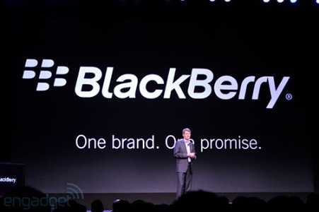 blackberry one brand one promise