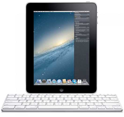 apple ipad hybrid concept