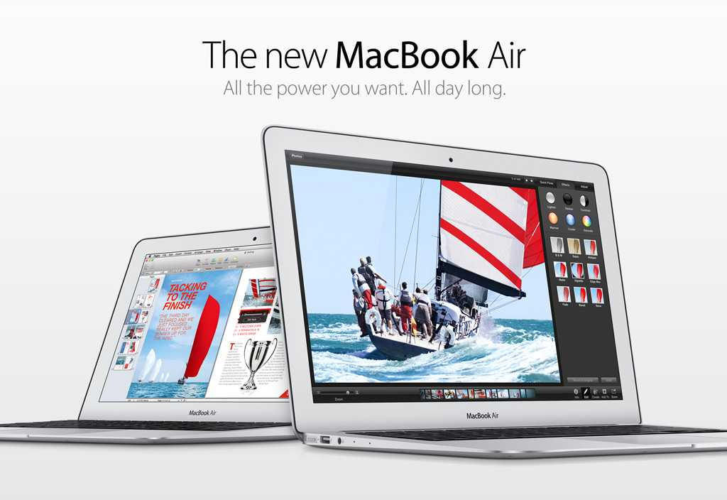 Fanless Apple Macbook Air comes as a cutting edge device to mobile users!!!!