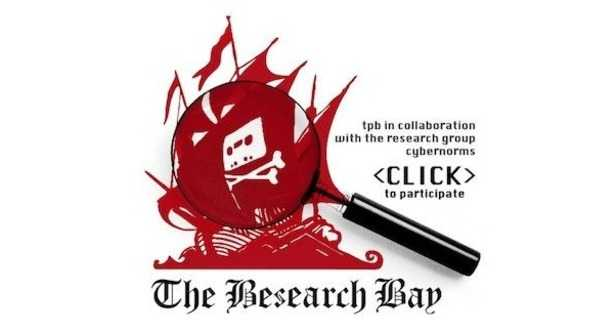 The Pirate Bay The Research Bay
