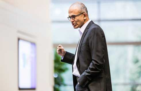 satya nadella facts