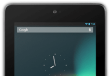 GoogleNexus 7