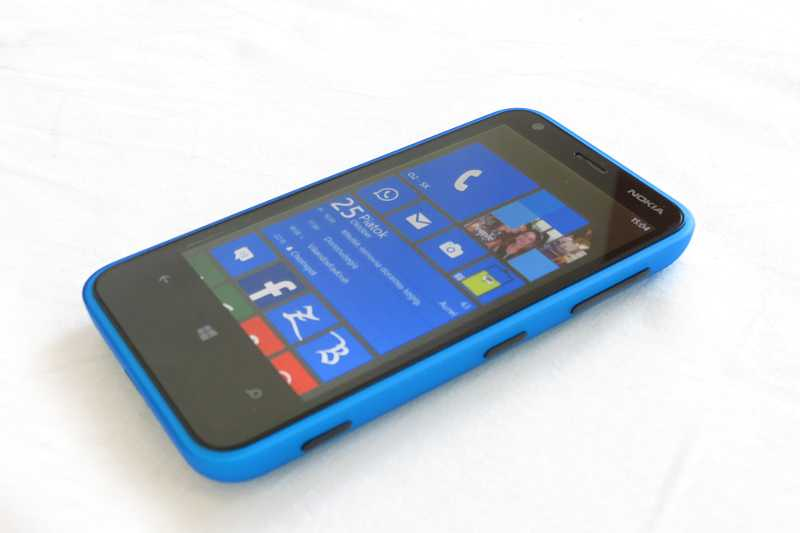 Nokia Starts Rolling Out Lumia Cyan Update