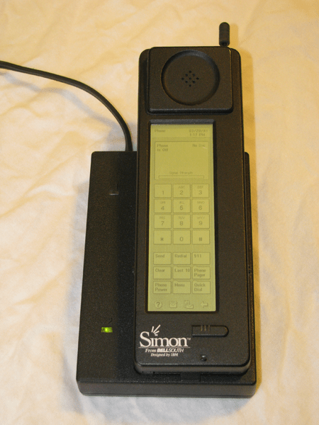 IBM Simon turns 20