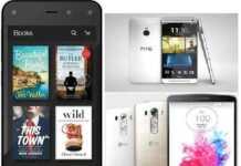 LG G3 vs HTC One M8 vs Amazon Fire Phone