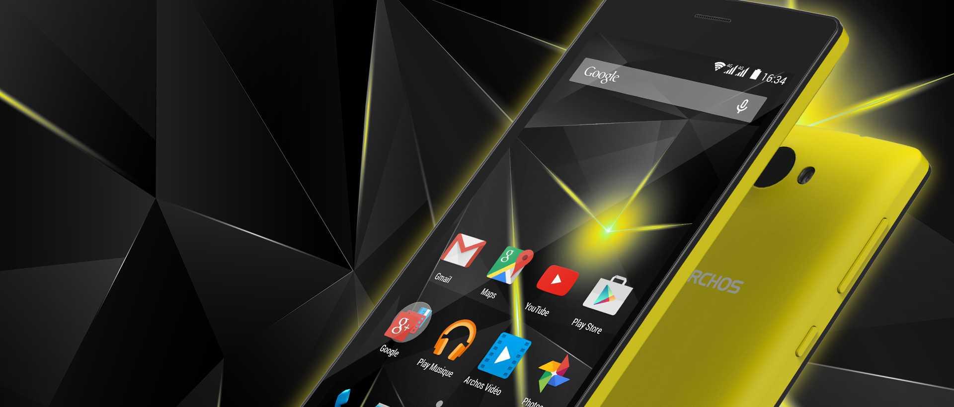 archos 4g smartphones heium tablets