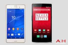 Sony Xperia Z3 vs OnePlus One- A comparative check