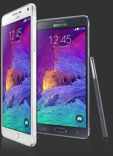samsung galaxy note 4 Android 5.0 Lollipop Update