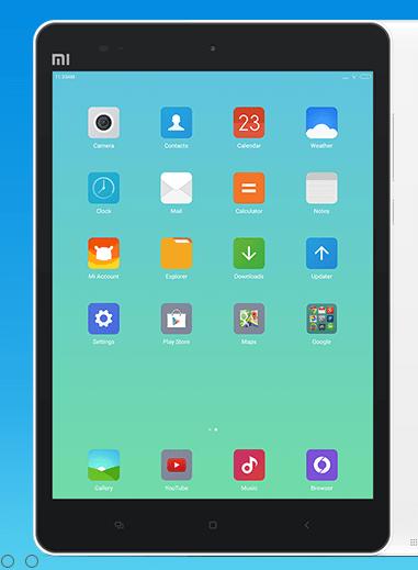 Xiaomi Unveils Mi Pad