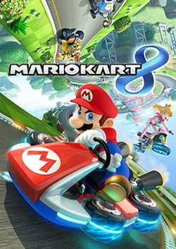 Mario Kart 8 Game In April