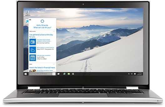 Microsoft Unveils Windows 10 Preview Build