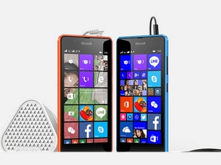 Microsoft Lumia 540 Offer Bang For Bucks With Style Quotient And Decent Shutter