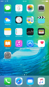 Apple iOS 9 Beta