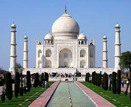 Online tickets to enter Taj Mahal at night may come soon