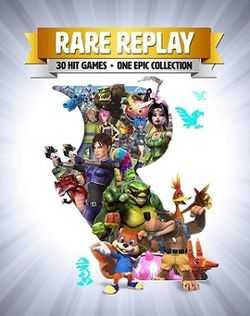 Rare Games To Celebrate Its Classics With Anniversary Rare Replay Edition On August 4th