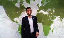 Sundar Pichai to lead Google
