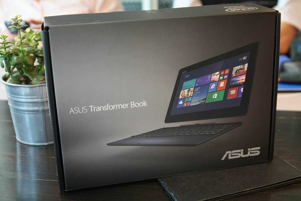 Asus Transformer Convertibles Take The Middle Path