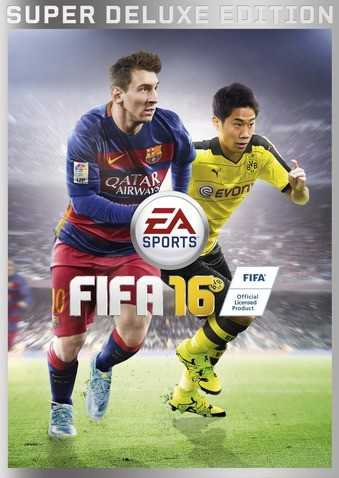 FIFA 16 Amazon India
