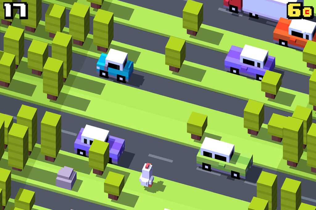 CrossyRoadiOS_1 Home Page