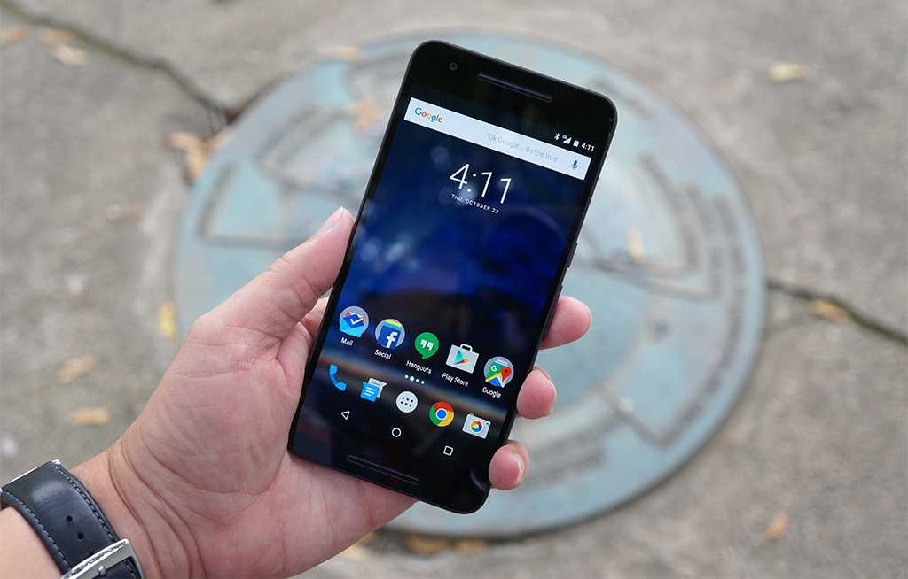 Google's Nexus 6P and Nexus 5X