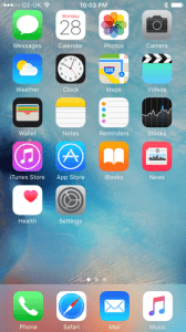 Apple iOS 9.0.2