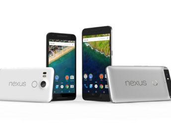A Comparative Study- Google's Nexus 6P and Nexus 5X