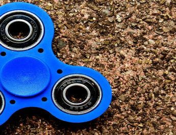 In a spin over fidget spinners