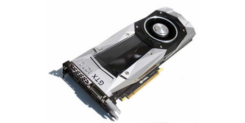 Nvidia GeForce GTX 1070 Ti upgrade