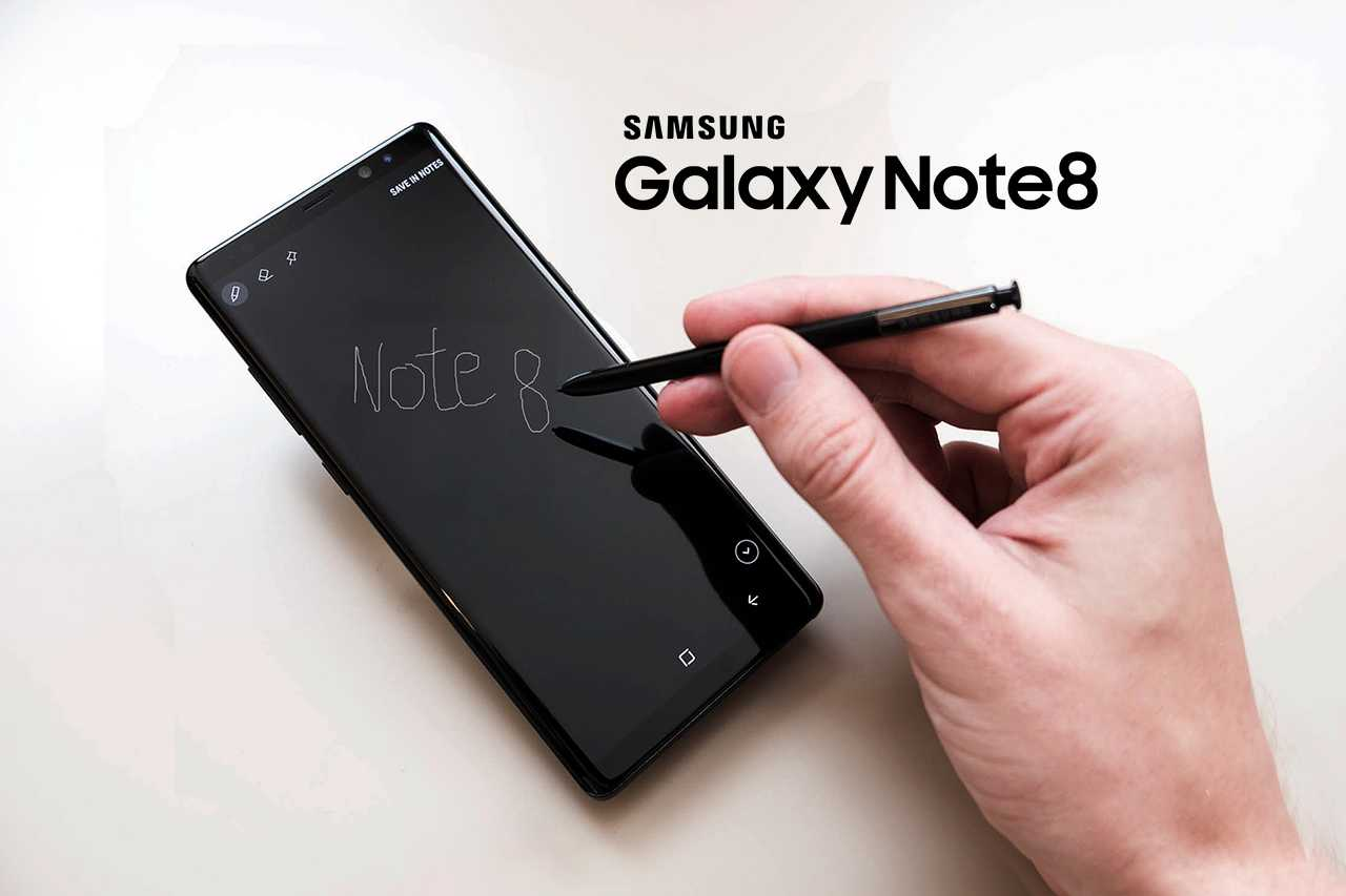 Gadget of the year, India Mobile Congress, Samsung Galaxy Note 8