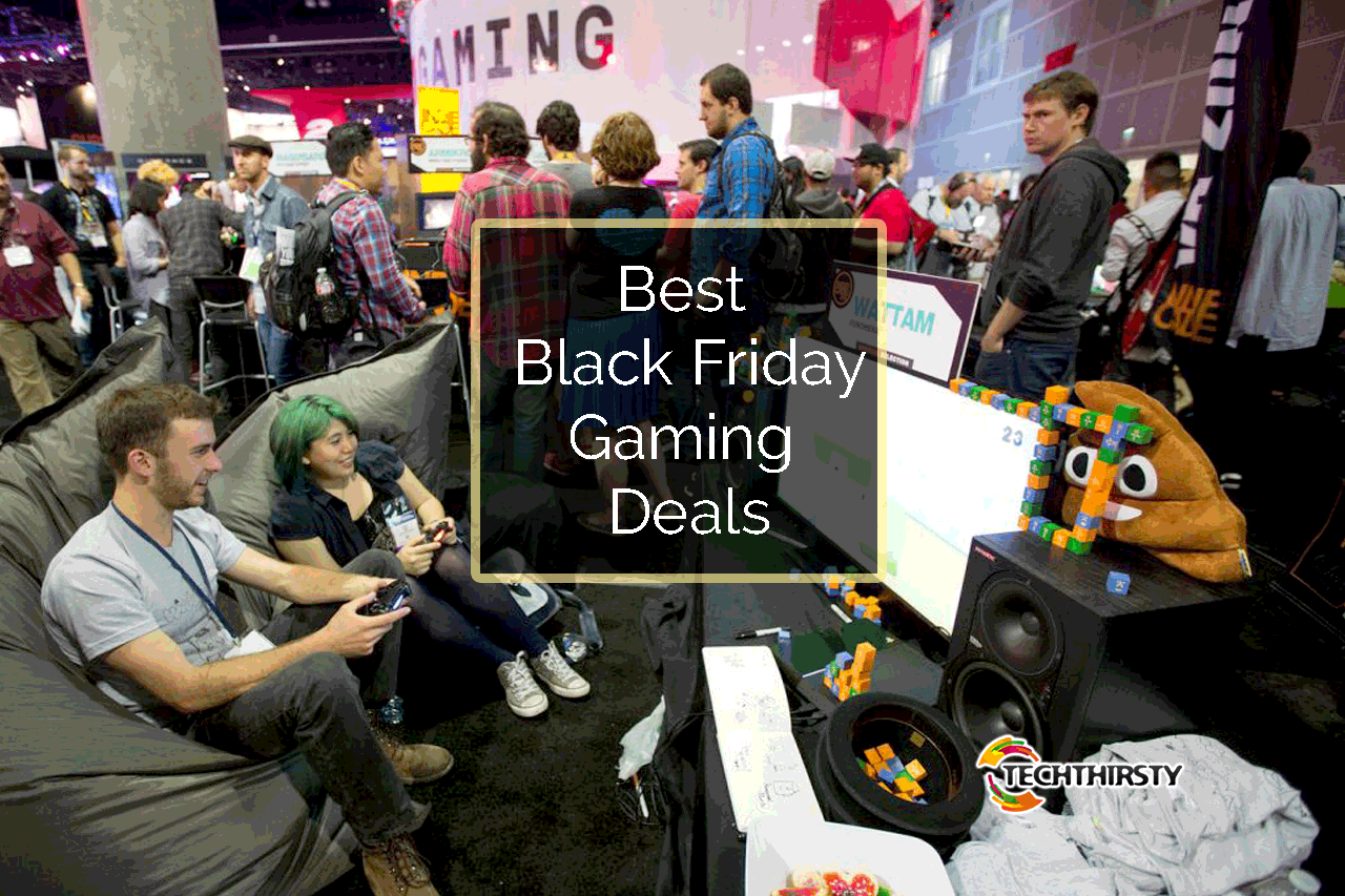 Black Friday gaming sales online discounts