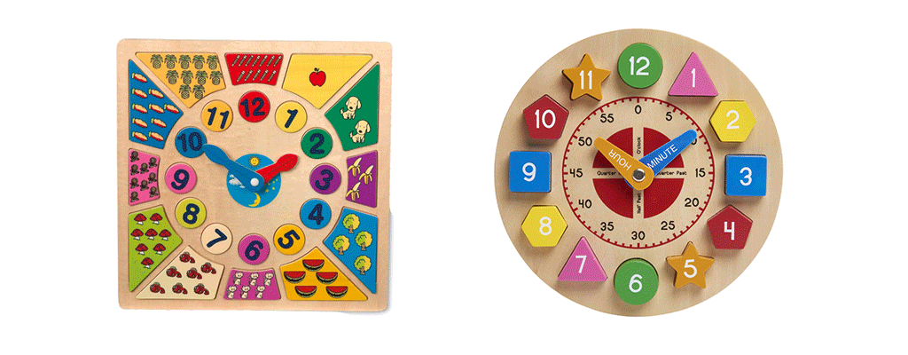 Fascinations-First-Time-Clock-Puzzle