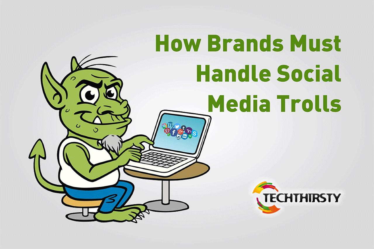 how to handle online trolls