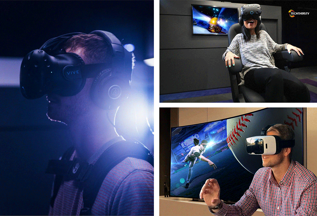 Virtual Reality Experience Centre