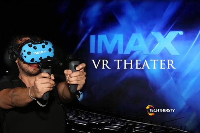IMAX Virtual Reality
