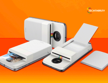 Moto new phone printer