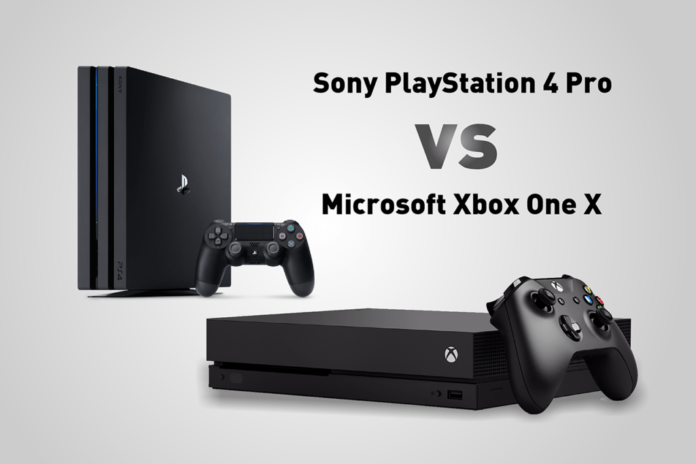 Sony PlayStation vs microsoft xbox